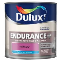 See more information about the Dulux Fuschia Lilly Matt 2.5L Endurance Paint