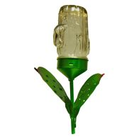 See more information about the Bright Garden Solar Powered Cactus Plant Light Stake - Clear