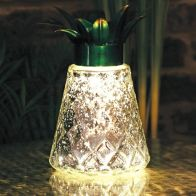 See more information about the Bright Garden Solar Pineapple Table Light