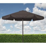 See more information about the Croft Charcoal 2.2m Aluminium Tilt Outdoor Garden Parasol