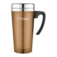 See more information about the Thermos Translucent Travel Mug (420ml) - Copper