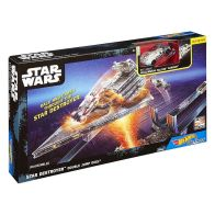 See more information about the Hot Wheels Star Wars Carships Star Destroyer Double Jump Play Set
