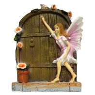 See more information about the Magical Garden Solar Powered Woodland Fairy Door