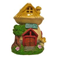 See more information about the Magical Garden Solar Powered Woodland Toadstool House