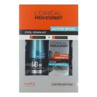 See more information about the L'Oréal Men Expert Active Sport Cool Down Kit