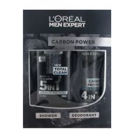 See more information about the L'Oréal Expert 2 Piece Carbon Power Kit
