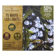 See more information about the Bright Garden 50Pk Cool White Solar Lights +50% Free