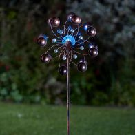 See more information about the Bright Garden Venti Solar Windspinner