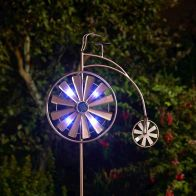 See more information about the Bright Garden Penny Farthing Solar