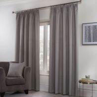 See more information about the Hamilton McBride Honeycomb Curtains Grey 46 x 54cm