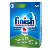 See more information about the Finish Classic All in One Dishwasher Tablets 120's