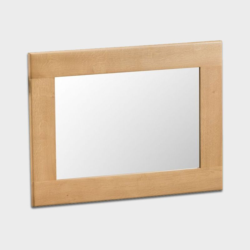 Cotswold Wall Mirror Oak Small