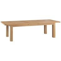 See more information about the Cotswold Oak Dining ER 2.4M Butterfly Table Extending Furniture