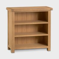 See more information about the Cotswold Small Bookcase Oak 3 Shelf