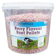 See more information about the 3kg Tub Berry Suet Pellets