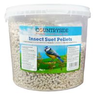 See more information about the 3kg Tub Insect Suet Pellets