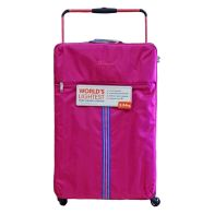 See more information about the IT Luggage 29 Inch Pink 4 Wheel Tourer Worlds Lightest Suitcase