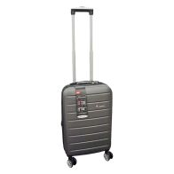 See more information about the IT Luggage 19 Inch Silver 4 Wheel Legion Suitcase