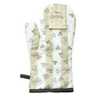 See more information about the Heart Pattern Single Oven Mitt
