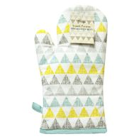 See more information about the Scandi Pattern Single Oven Mitt