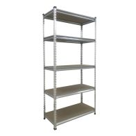 See more information about the Boltless DIY Shelving Storage Unit 180x90x40cm
