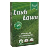 See more information about the Lush Lawn Luxury Grass Seed 1.2kg