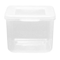 See more information about the Beaufort 300ml Square Hinged Lid Food Container