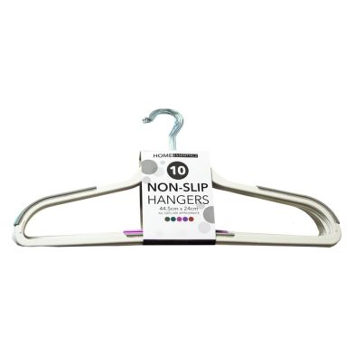 Image of 10 Pack Adult Non Slip Hangers