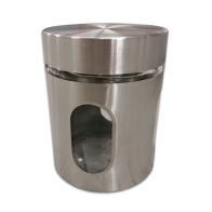 See more information about the Single Stainless Steel Cannister