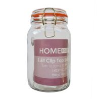 See more information about the Round Clip Top Storage Jar 1.6ltr