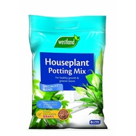 See more information about the Westland Houseplant Potting Compost Mix Enriched With Seramis 8 Litre