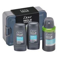See more information about the Dove Men + Daily Care Mini Tin Gift Set