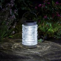 See more information about the Stainless Steel Wave Lantern 10L