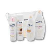 See more information about the Dove Wash Bag Love Collection Gift Set