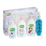 See more information about the Radox Kids Frozen & Figurine Gift Set