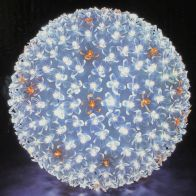 See more information about the 300 LED White Outdoor Animated Cherry Ball Light Mains 25cm
