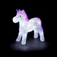See more information about the Unicorn White LED Battery Powered Light 19cm