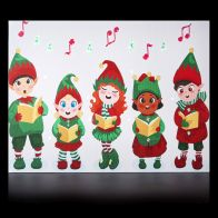 See more information about the Canvas Singing Elves (40 x 30cm)