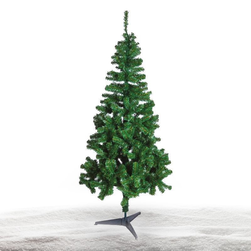 180cm (6 Foot) Green 440 Tips Christmas Tree