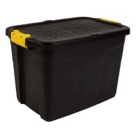 See more information about the 60L Strata Heavy Duty Black Box & Clip Lid