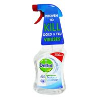 See more information about the Dettol Surface Cleaner 750ml