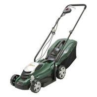 See more information about the Webb 1300W Electric Rotary Lawnmower 33cm