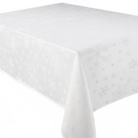 See more information about the Blizzard Tablecloth White (52 x 90 Inch)