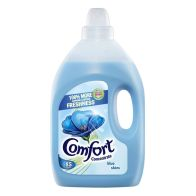 See more information about the Comfort Blue Fabric Conditioner 85 Washes 3 Litres