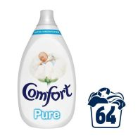 See more information about the Comfort Pure Ultra Concentrated Fabric Conditioner 64 Washes 960ml