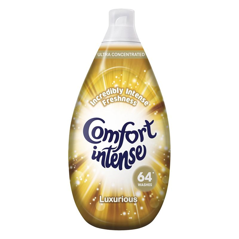 Comfort Intense Luxurious Fabric Conditioner 64 Washes 960ml