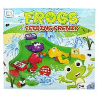 See more information about the Games Hub Frogs Feeding Frenzy Game