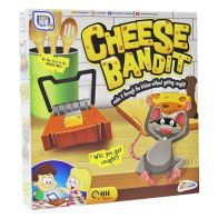See more information about the Games Hub Cheese Bandit Board Game