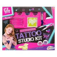 See more information about the Grafix Girls Life Style Tattoo Studio Kit