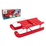 See more information about the Elves Behavin' Badly Wooden Elf Sleigh